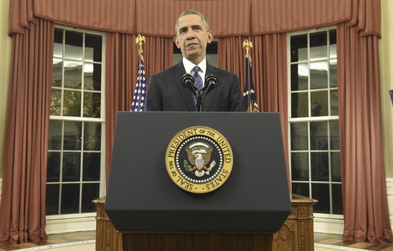 对奥巴马的演讲和打击恐怖主义战略的评估