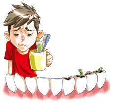 蛀牙和饮食的关系