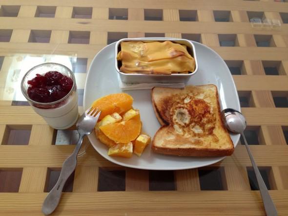 吃早餐的必要性