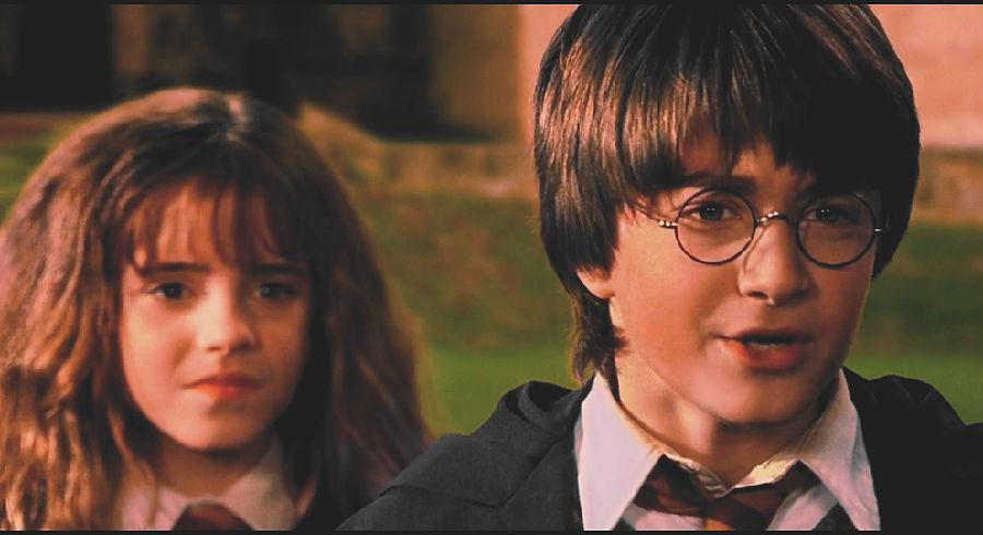 哈利波特与魔法石(mp3 中英字幕) 第44期:调查神秘人
