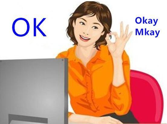 OK:使用频率最高和使用范围最广的英语词语