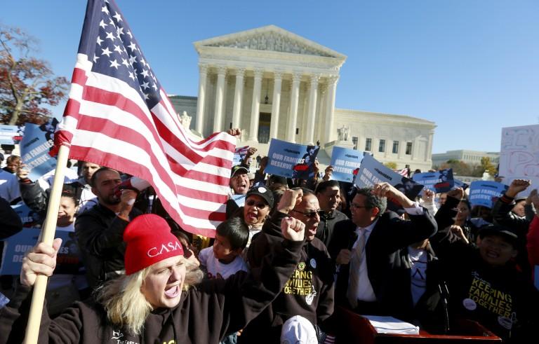 美国最高法院宣布受理奥巴马移民改革一案