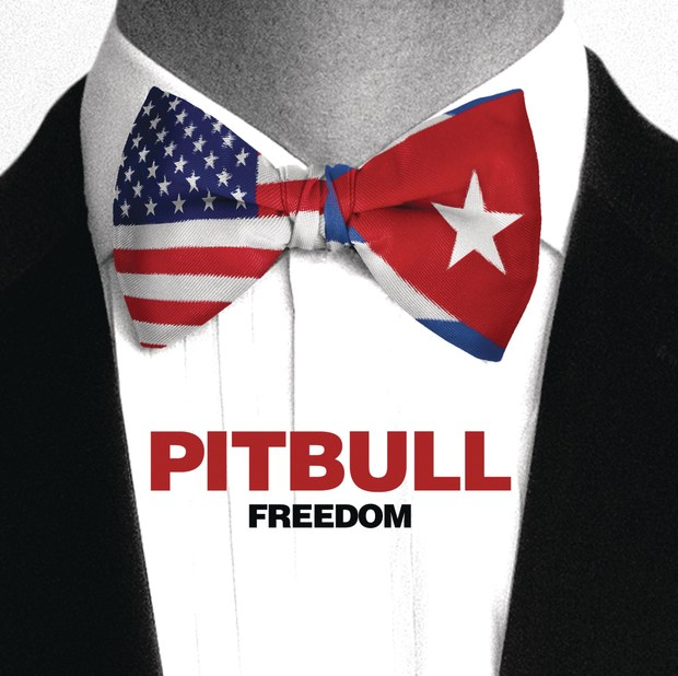 舞曲高清mv:pitbull - freedom