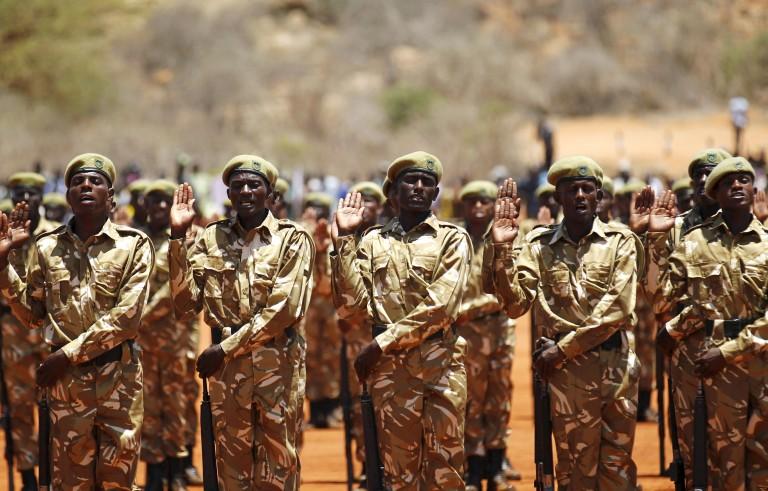 为什么肯尼亚野生动物保护区和战争扯上关系