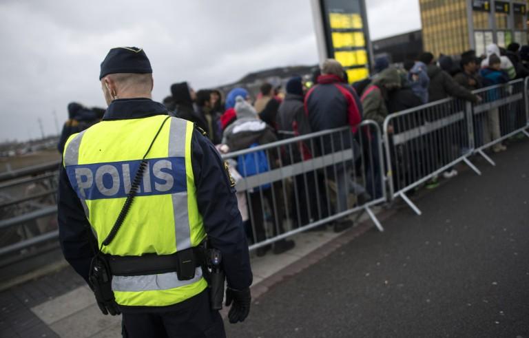 瑞典欢迎难民的做法因暴力袭击而遭到摧毁