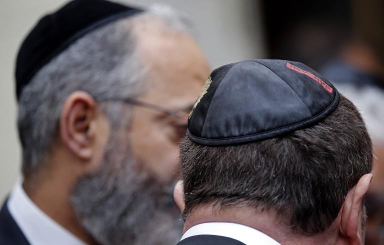 欧洲难民危机使得反犹太主义爆发