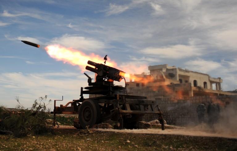 叙利亚停火协议将于下周开始正式生效