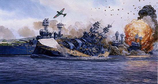 中途岛防卫战永垂