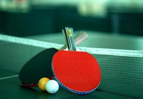 大家说英语(mp3 中英字幕) 第159期:打乒乓球