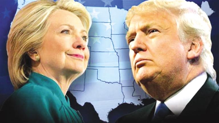 在密歇根初选前,希拉里和特朗普都展现出了领导实力