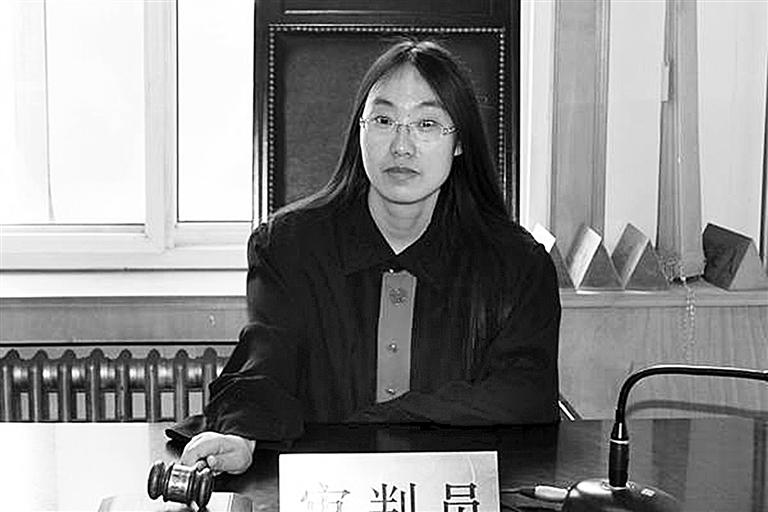 北京女法官被枪杀致死后 中国将采取措施保护法官人身安全