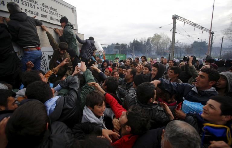 东欧的移民危机引发了政治动荡