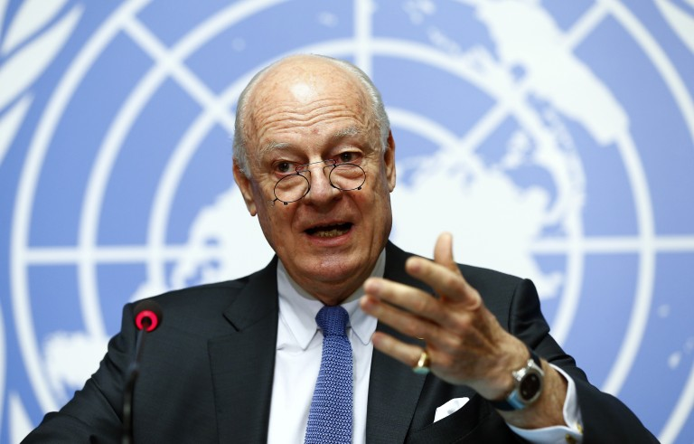 叙利亚和平谈判启动,但移民危机形势依然严峻