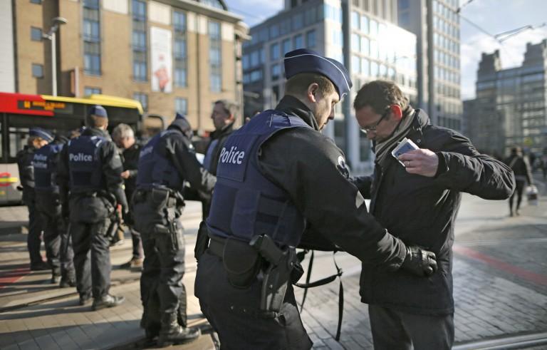 在布鲁塞尔恐怖袭击之后 欧洲各国加强安全措施