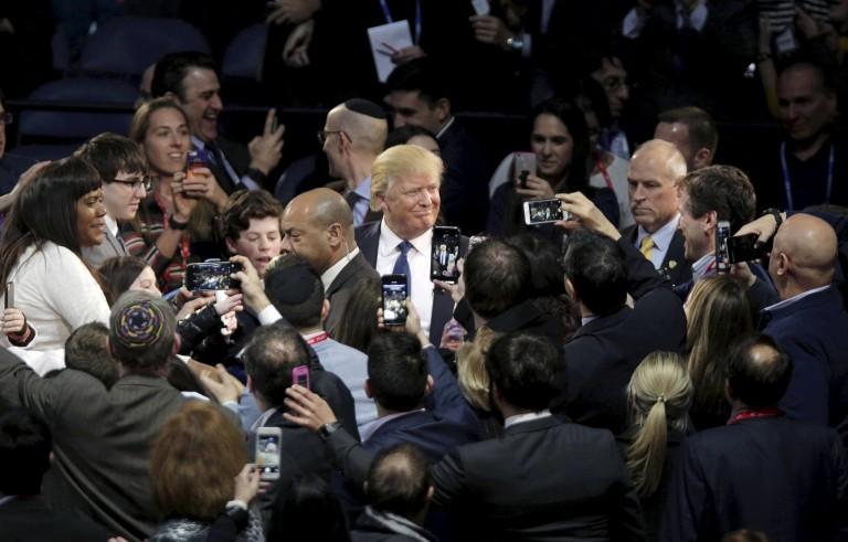 特朗普是如何将媒体炒作转化为竞选筹码的?