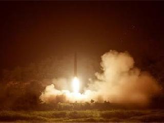朝鲜发射短程导弹.jpeg