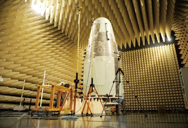 中国首颗微重力实验卫星
