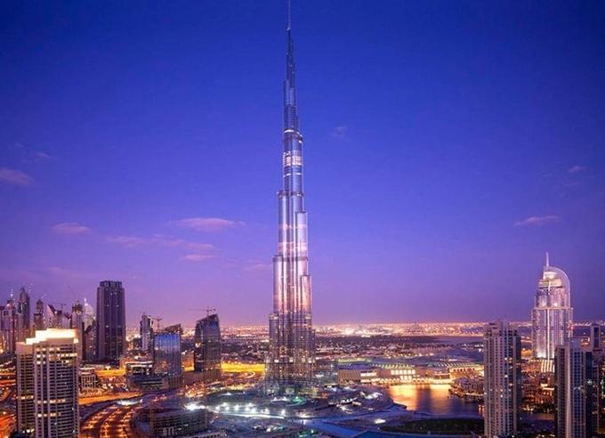 世界最高建筑让位?新迪拜塔高度或超哈利法塔