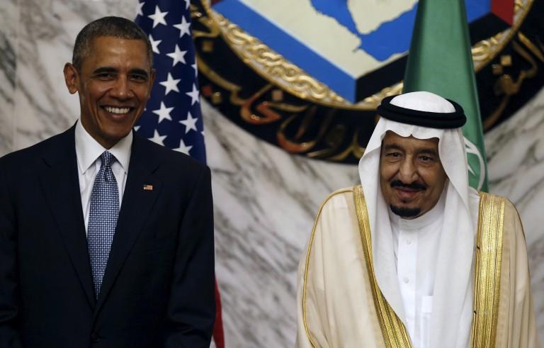 美国和沙特阿拉伯之间的关系是什么样子的?