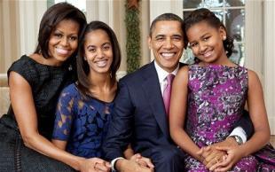 美国第一夫人分享给女儿们的大学择校观