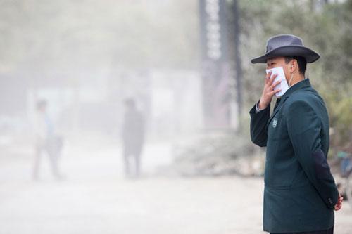 环保部通报第一季度空气质量 乌鲁木齐垫底