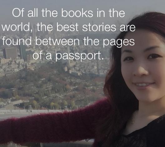 英语怎么说 环球旅行