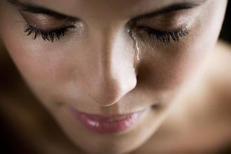 眼泪告诉我们一件事