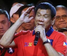 菲律宾候选人杜特蒂是又一个特朗普?