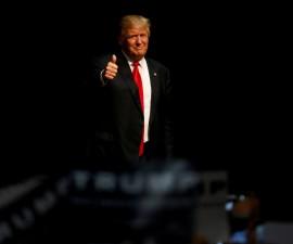 特朗普希望与共和党全国委员会达成联合筹款协议