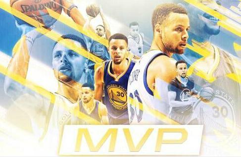 库里正式蝉联常规赛MVP 全票当选成历史第一人
