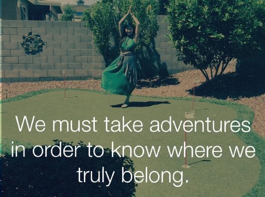 展开冒险的旅程