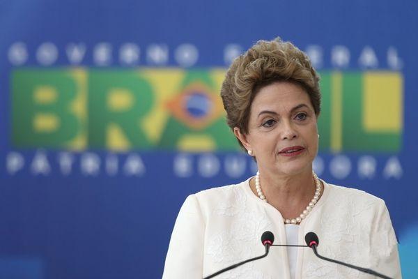 巴西总统在里约奥运开幕前三月遭弹劾
