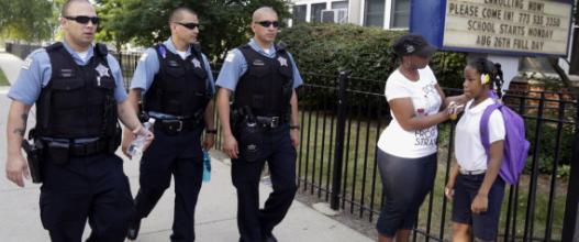 芝加哥的高谋杀率致使大批中产阶级黑人搬离