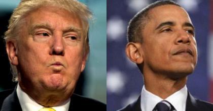 特朗普获提名遭奥巴马痛批