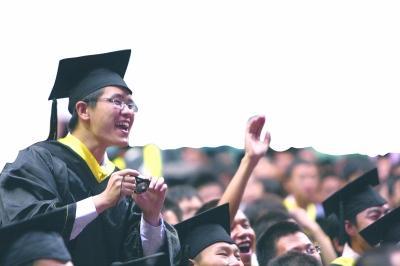 中国高等教育实力位居世界第八