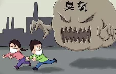 北京首要空气污染物PM2.5下岗 取代者臭氧危害更大
