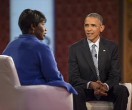 奥巴马总统谈经济复苏和特朗普