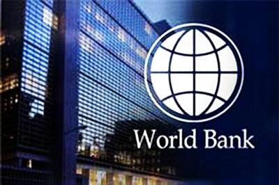 今年1月份世界银行曾预测全球经济增长为2.9%
