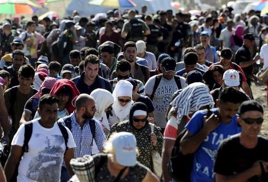 香港难民问题日趋严重 拒绝成为难民港