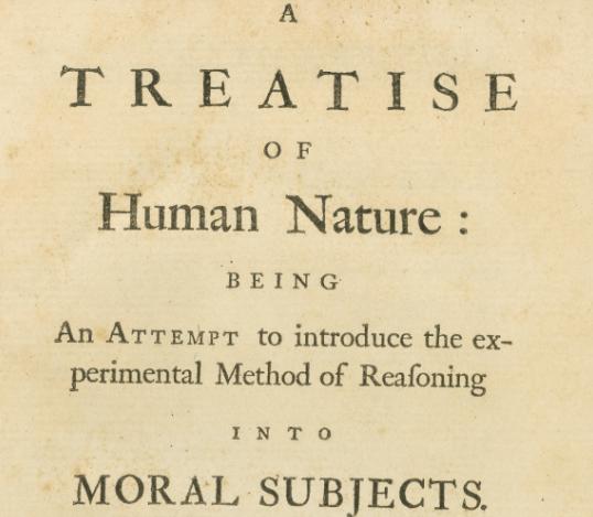 《人性论》与阿尔伯特·爱因斯坦