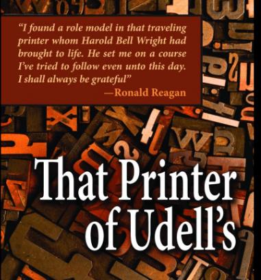 《德尔的印刷工》与罗纳德·里根