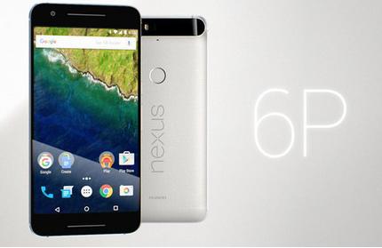 最佳原生安卓手机:Nexus 6P