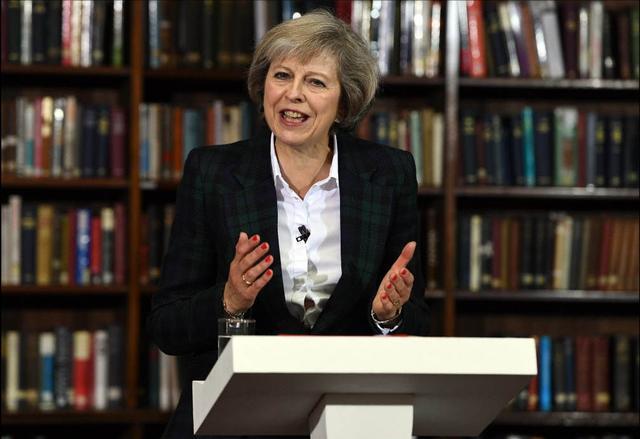 英国第二位女首相.jpg