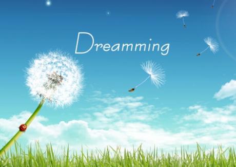 不要放弃梦想