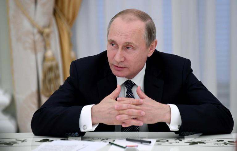 在黑客攻击民主党委员会后 普京和希拉里交恶?