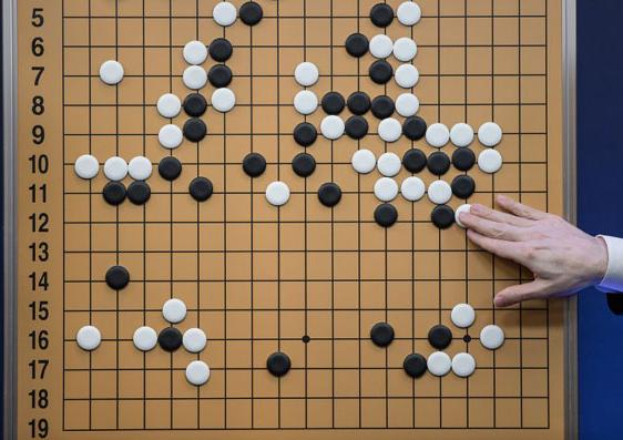 alphago围棋排名超越柯洁 成为世界第一棋手图片