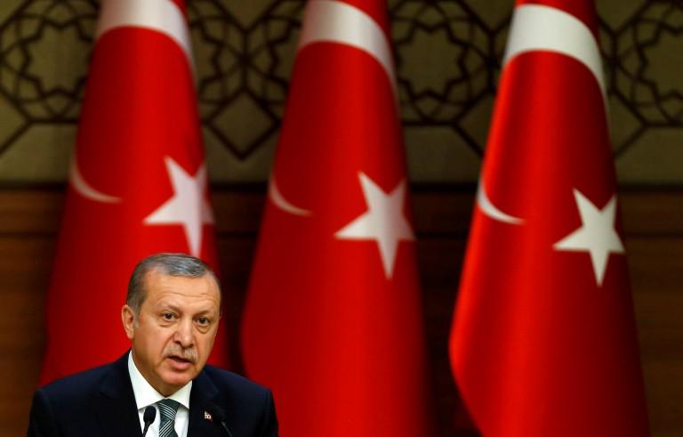 埃尔多安进一步加强对土耳其军队的控制