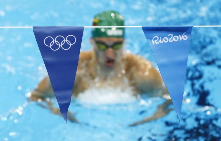 关于美国代表团在里约奥运会上的展望