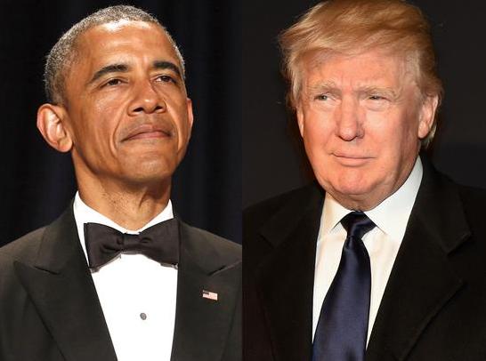 奥巴马批评特朗普不适合担任美国总统