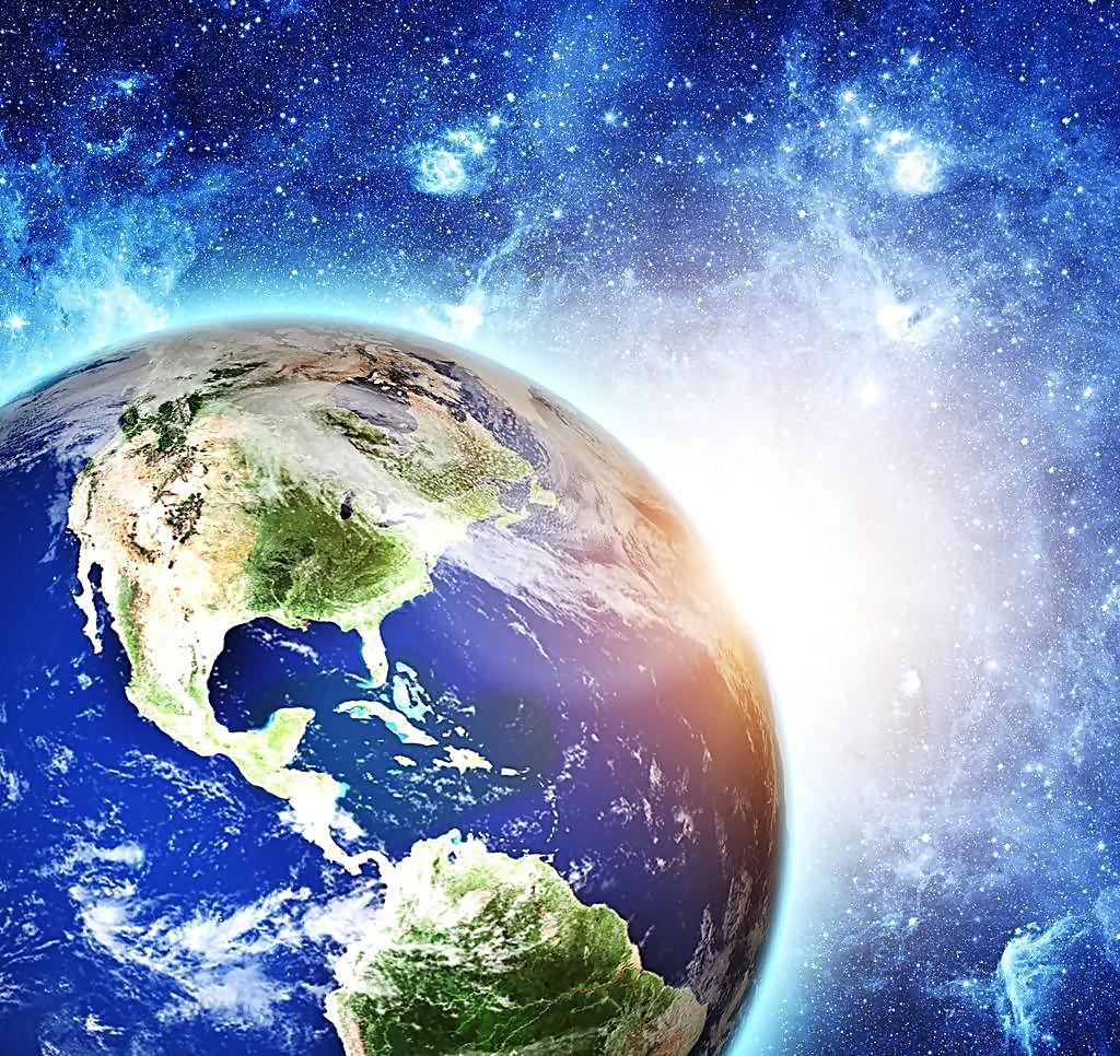 地球和其他星系的关系